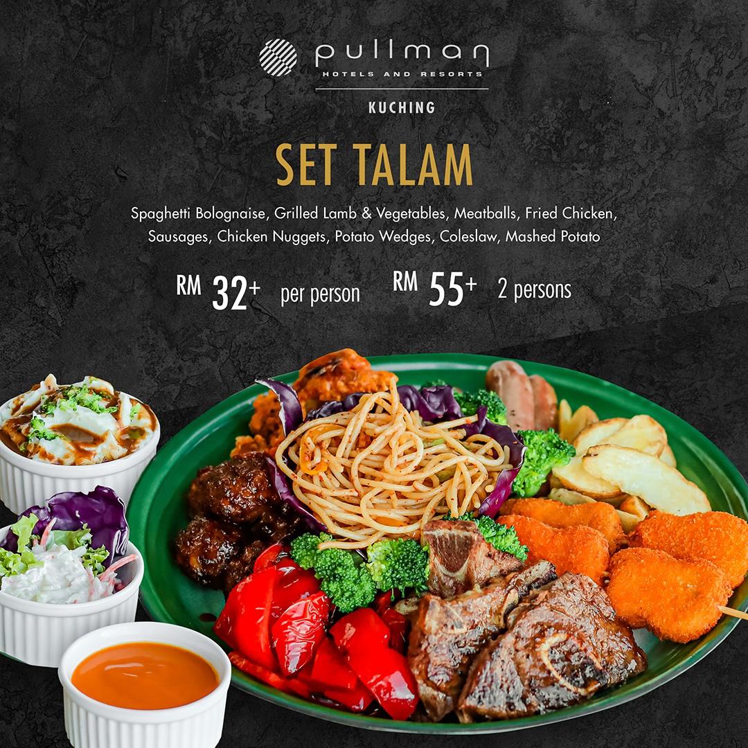 Set Talam